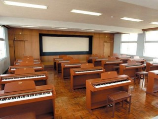 Music training room